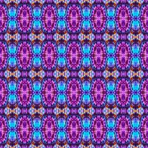 Dynamic Purple Jewels