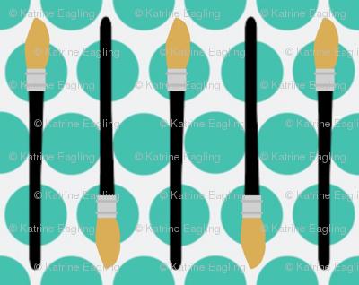 Dotty Brushes