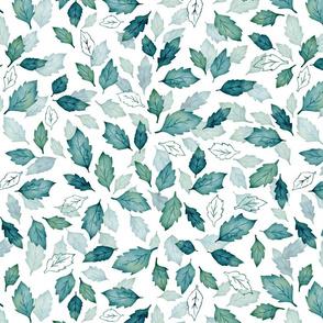 Leaves coordinate