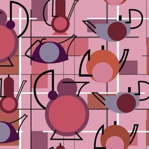 Bauhaus Teapots