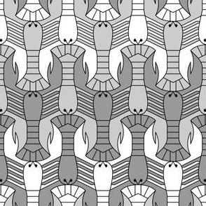 07685663 : lobster 2j : grey