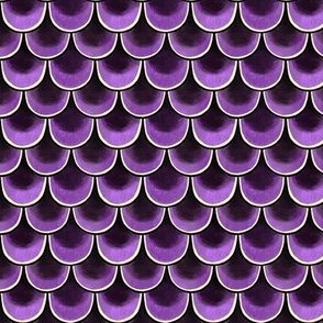 Purple scales