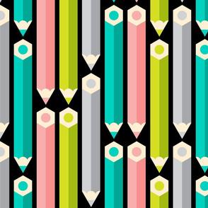 Colour Pencils - BIG