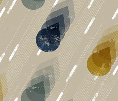 Bauhaus Rain M+M Latte Friztin