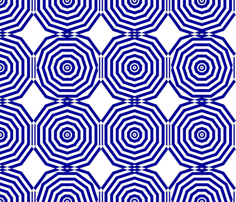 my umbrella-ella-ella fabric by dempsey on Spoonflower - custom fabric