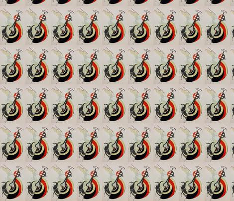 Antique Beater fabric by evahunterart on Spoonflower - custom fabric