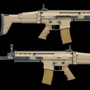 FN SCAR Rifle Repeat