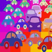 LA LA Land Commuters