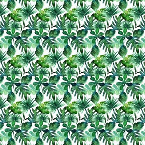 tropical Leaves  XS