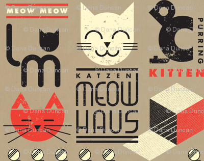 MEOWHAUS on BROWN PAPER