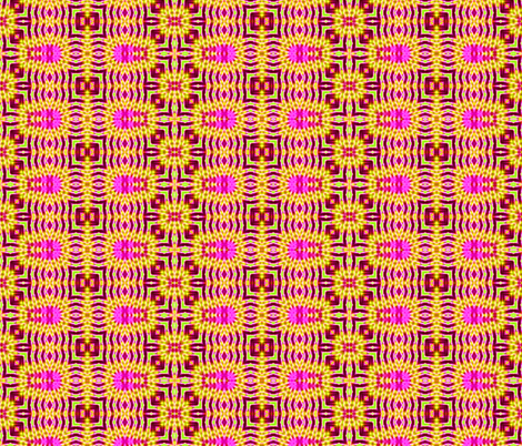Wild Aztec Ribbons fabric by just_meewowy_design on Spoonflower - custom fabric