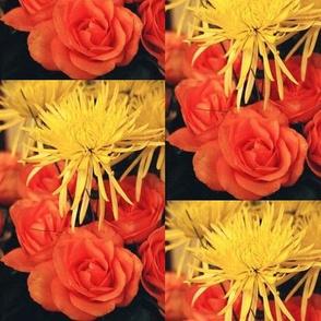 YellowMums OrangeRoses-LARGE-halfdrop