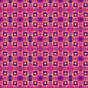 pixel plaid purple