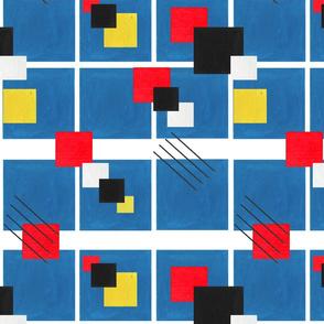 Square Paper Tiles
