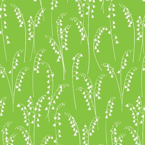Lily Of The Valley - Green