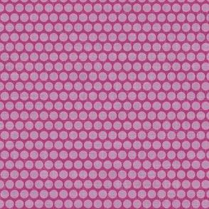 retro spots lilac berry small