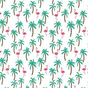 palm tree (small scale) // trees flamingo flamingos tropical summer cute palm trees