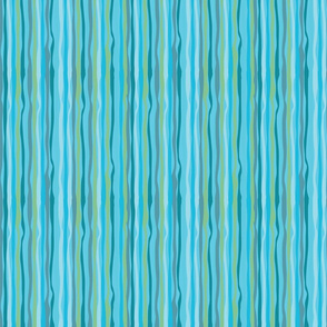 Abalone Stripes Dream of Blue