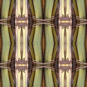 bamboo 11 stripes 1 moss green beige