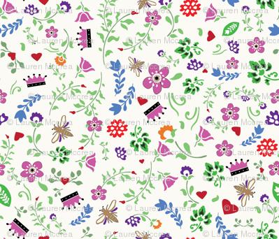 Queen Anne blossoms