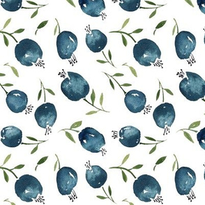 Blueberries by Anna