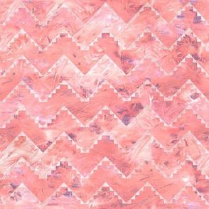 Festival mini chevron pink