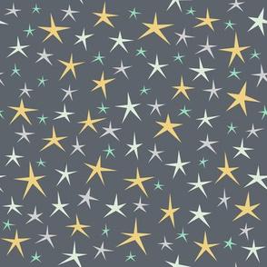 Stellar Stars Gray (Universe)