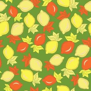 Tumbled Lemons