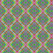 quatrefoil pink lemon blur