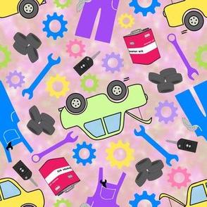 Mechanic 2 Illustration