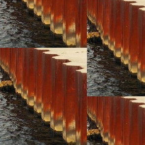 KRLGFP3012-Lakeside Ikat-LARGE-halfdrop