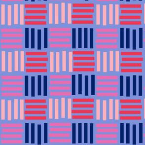 Bright Confetti - Grid