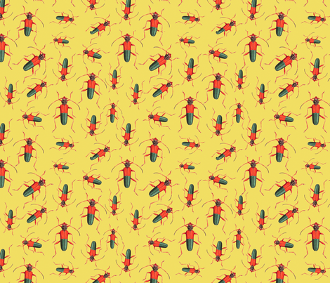 Pachyteria Hugeh fabric by desert_star_traders on Spoonflower - custom fabric