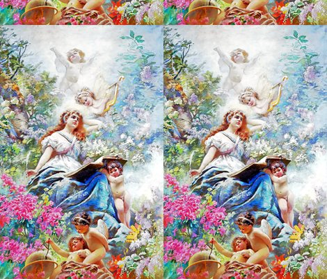 Rrspoonflower-sotheby-wiki-the_muse_of_poesie_by_konstantin_makovsky-brighter-2x-denoise_shop_preview