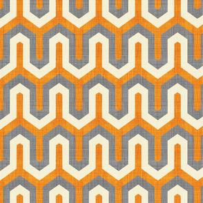 greca orange gray150
