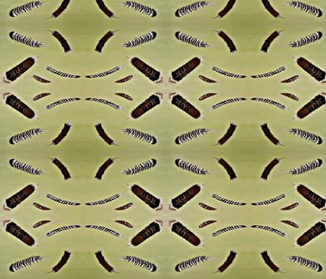 Morning Turkey fabric by clpearsondesigns on Spoonflower - custom fabric