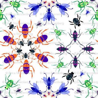 Bug Kaleidoscope BIG
