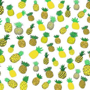 Juicy Pineapple- Color