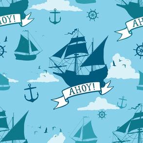 Ahoy Ships