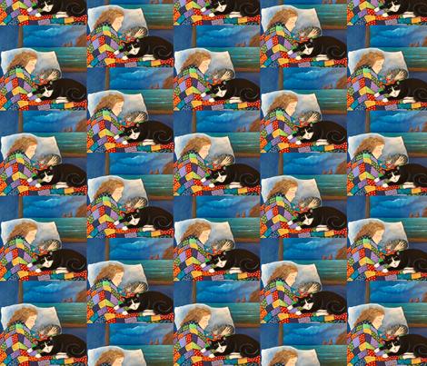 23E75564-FF5F-4912-AA6C-2E08AD41D6AE fabric by artbynancy on Spoonflower - custom fabric