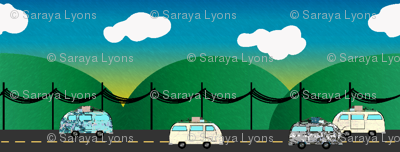 Van and Hills Pattern