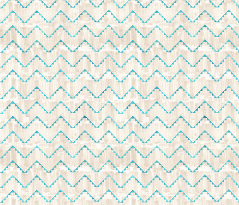 Festival mini chevron 1a fabric by schatzibrown on Spoonflower - custom fabric