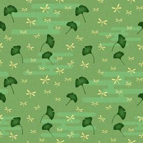 Natsu-Aki in Green