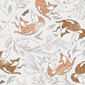 Deluna Foxen (terracotta)