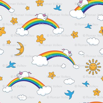 Happy Rainbow Party