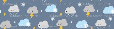 Kawaii Stormy Weather