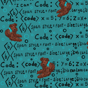 Coding with dogs