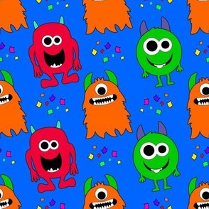 Monster Pattern Variation