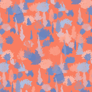 Urban Forest - Coral