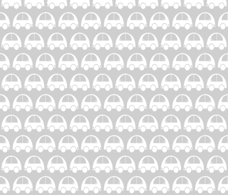 Cars fabric by kasia_dawidow on Spoonflower - custom fabric